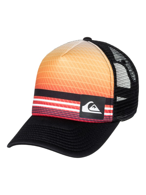 0 Foambition Trucker Hat Blue AQYHA03986 Quiksilver