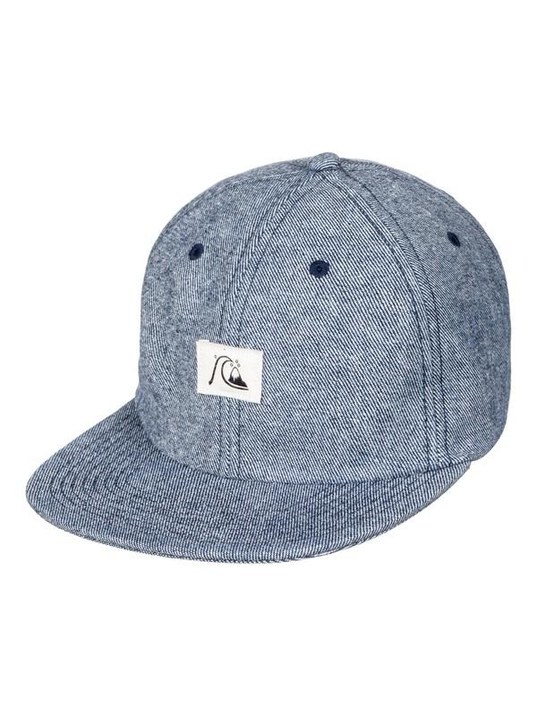 0 Pinchfield - Snapback Cap Blue AQYHA04014 Quiksilver