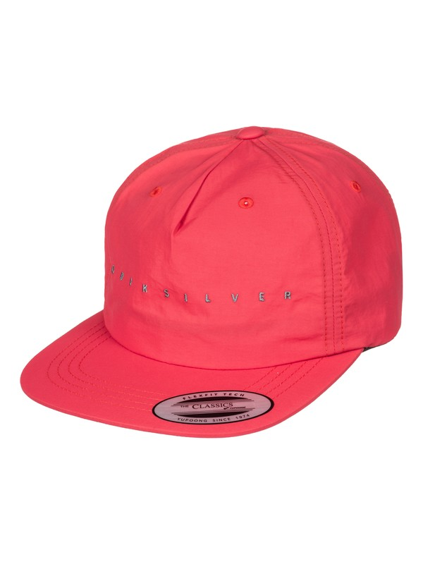 0 Spaced Out Baseball Hat Pink AQYHA04028 Quiksilver
