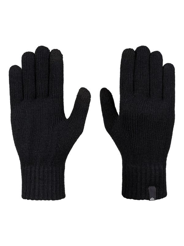 0 Octo - Touch-Screen-Handschuhe  AQYHN03009 Quiksilver
