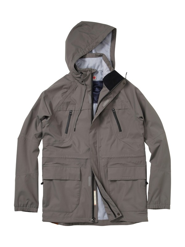 0 Driver Seat Jacket  AQYJK00041 Quiksilver