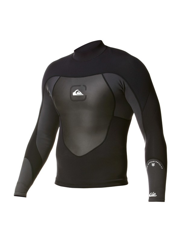 0 Syncro 1.5mm Jacket Black AQYJL00002 Quiksilver