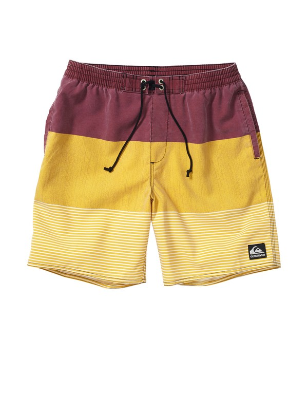 "0 Scallion Sack 18"" Boardshorts  AQYJV00005 Quiksilver"