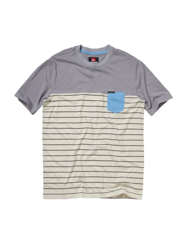 0 North Tower Shirt  AQYKT00007 Quiksilver