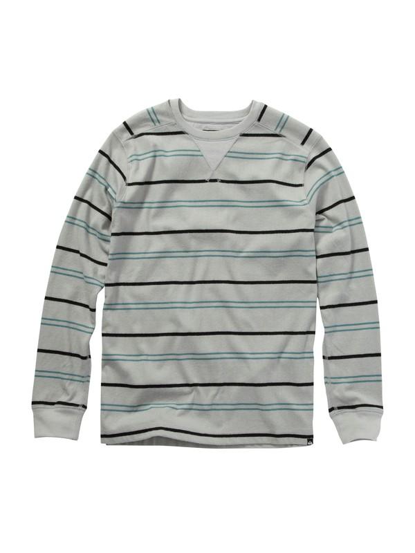 0 Snit Stripe Sweater  AQYKT00053 Quiksilver