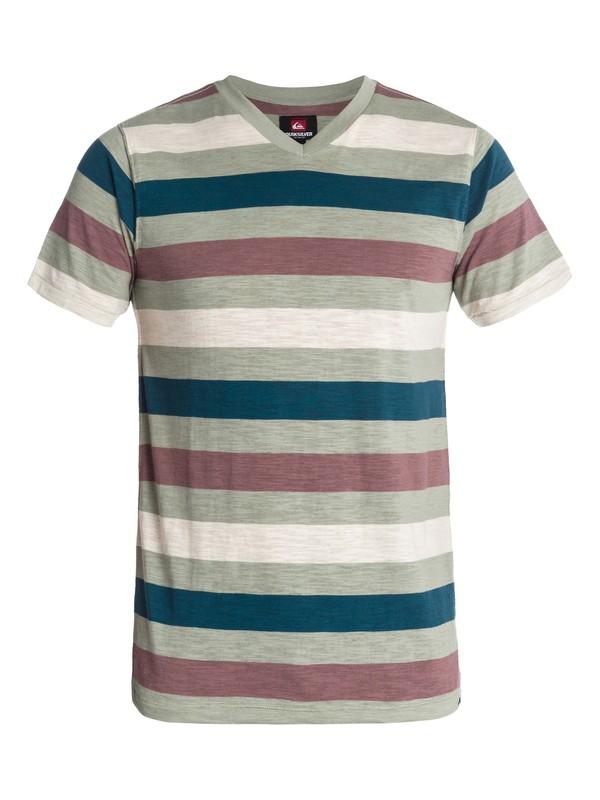 0 Tower Rip T-Shirt  AQYKT00114 Quiksilver