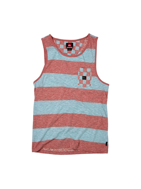 0 Check Your Neck Tank  AQYKT00138 Quiksilver