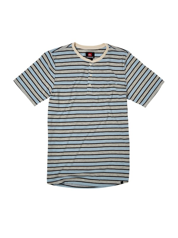 0 Secret Session Henley  AQYKT00145 Quiksilver