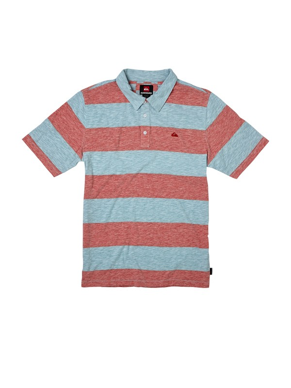 0 Mind Gap Polo Shirt  AQYKT00147 Quiksilver