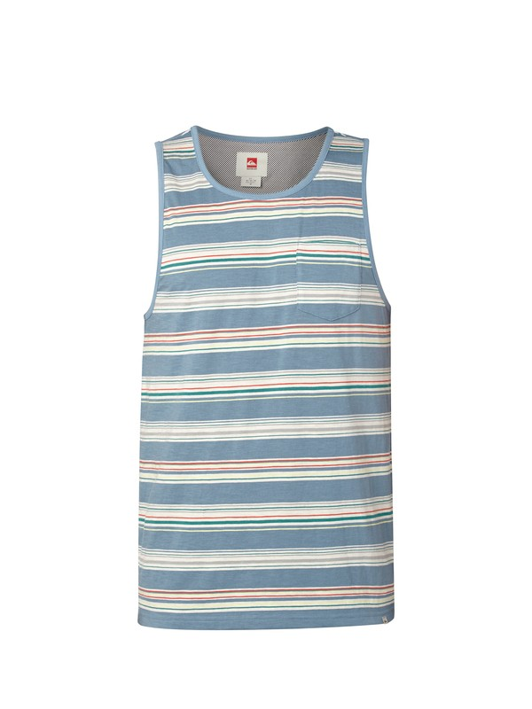 0 Full Up Tank Blue AQYKT03001 Quiksilver