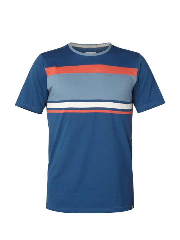 0 Trade Winds Crew T-Shirt  AQYKT03005 Quiksilver