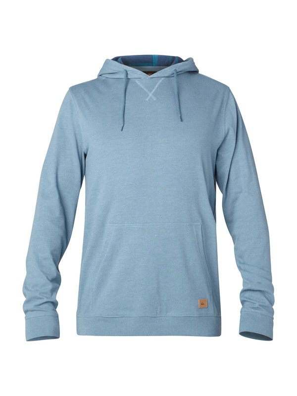 0 Snit Pullover Hoodie  AQYKT03013 Quiksilver