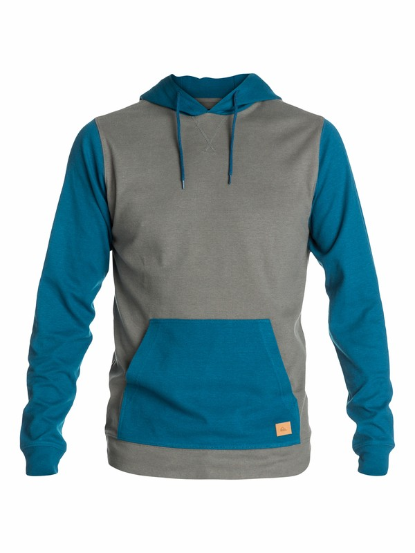 0 Snit Pullover Hoodie  AQYKT03022 Quiksilver