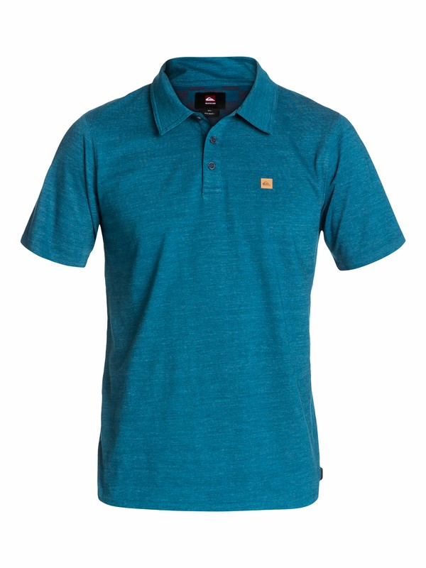 0 Iron Wedge Polo  AQYKT03026 Quiksilver