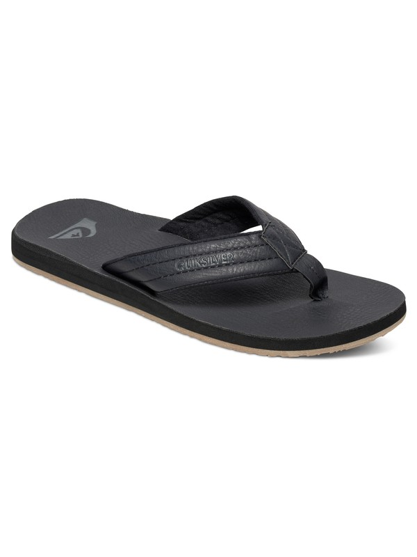 0 Carver Nubuck Sandals Multicolor AQYL100040 Quiksilver