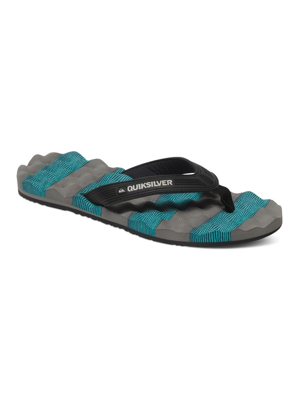 0 Massage - Tongs Noir AQYL100045 Quiksilver