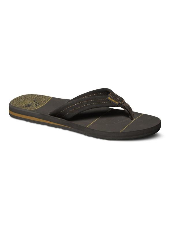 0 Carver Suede Art Sandals  AQYL100046 Quiksilver