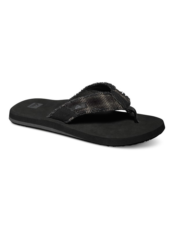 0 Monkey Abyss - Chanclas Negro AQYL100047 Quiksilver