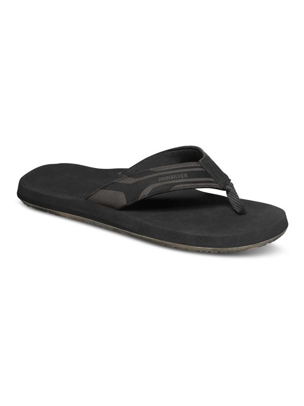 0 Monkey Wrench Sandals Black AQYL100048 Quiksilver