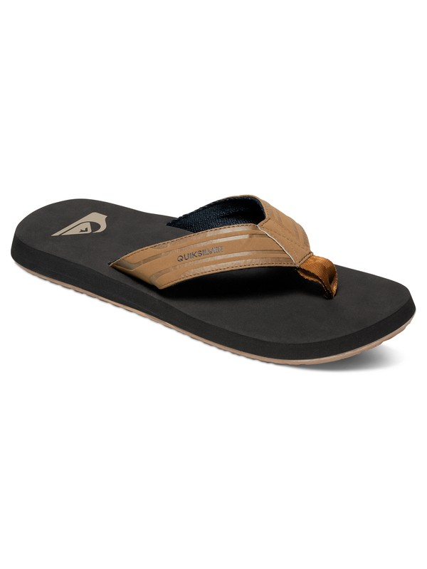 0 Monkey Wrench - Sandals Beige AQYL100048 Quiksilver