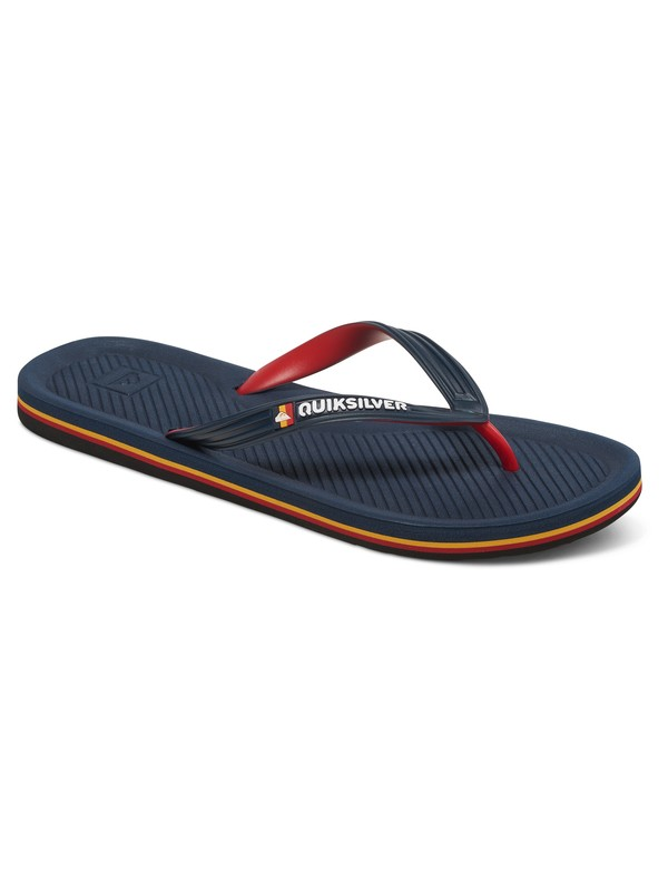 0 Haleiwa Sandals Blue AQYL100054 Quiksilver