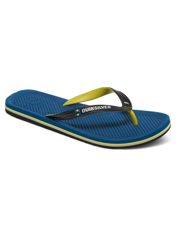 0 Haleiwa Sandals Black AQYL100054 Quiksilver