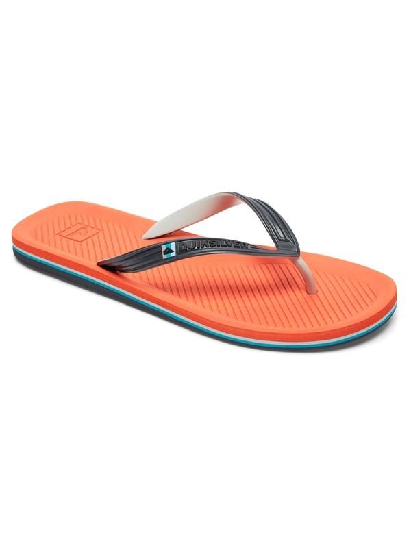 0 Haleiwa Sandals Grey AQYL100054 Quiksilver