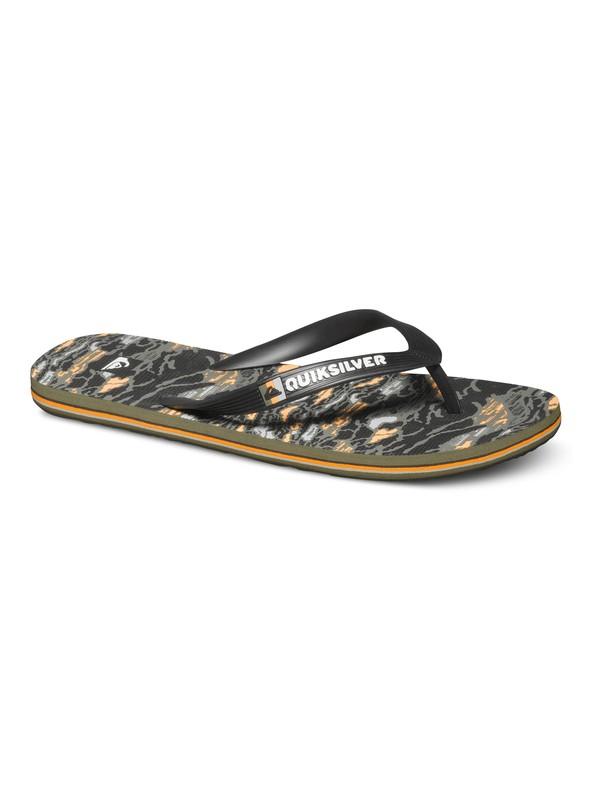 0 Molokai Art Sandals  AQYL100062 Quiksilver