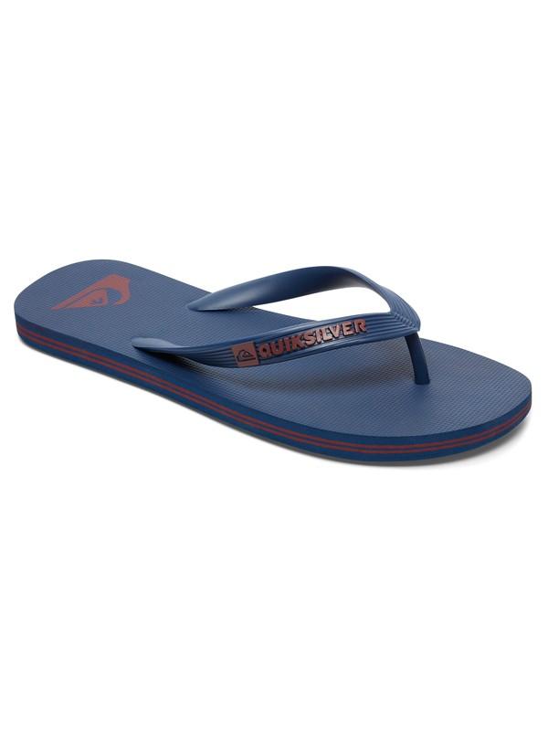 0 Molokai Sandals Blue AQYL100064 Quiksilver