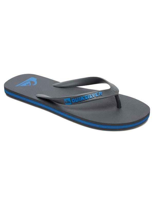 0 Molokai Sandals Grey AQYL100064 Quiksilver