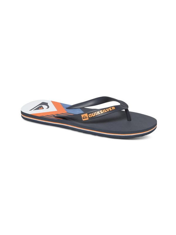 0 Molokai New Wave Panel Sandals  AQYL100117 Quiksilver