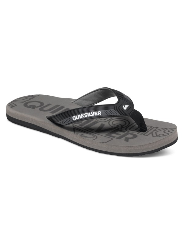 0 Meditation - Tongs Noir AQYL100230 Quiksilver