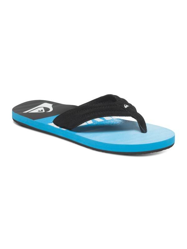 0 Basis - Tongs Noir AQYL100231 Quiksilver