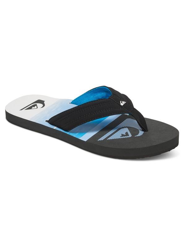 0 Basis - Sandals Black AQYL100231 Quiksilver