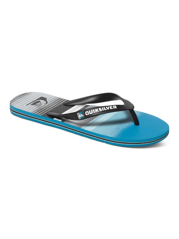 0 Molokai Stripe Sandals  AQYL100234 Quiksilver