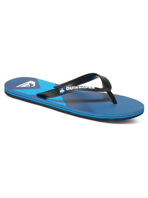 0 Molokai Bullseye Sandals  AQYL100360 Quiksilver