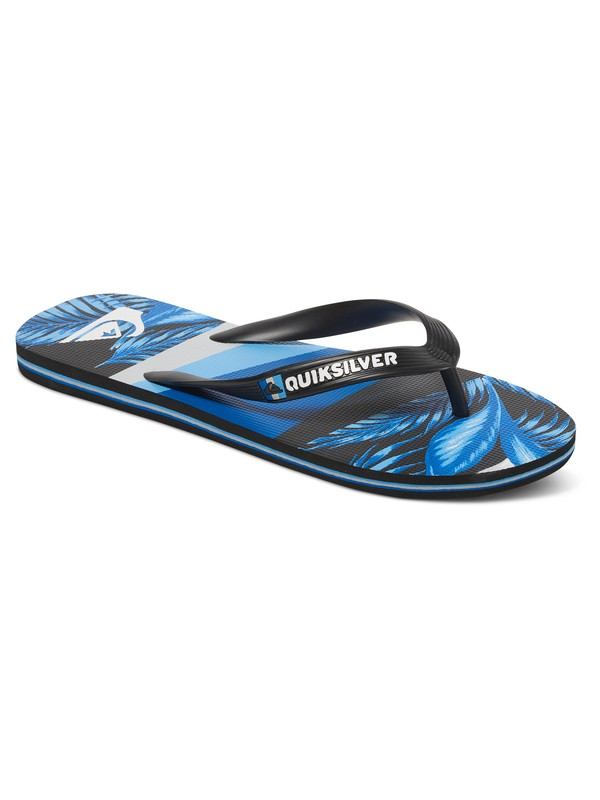 0 Molokai Slash - Tongs Noir AQYL100407 Quiksilver