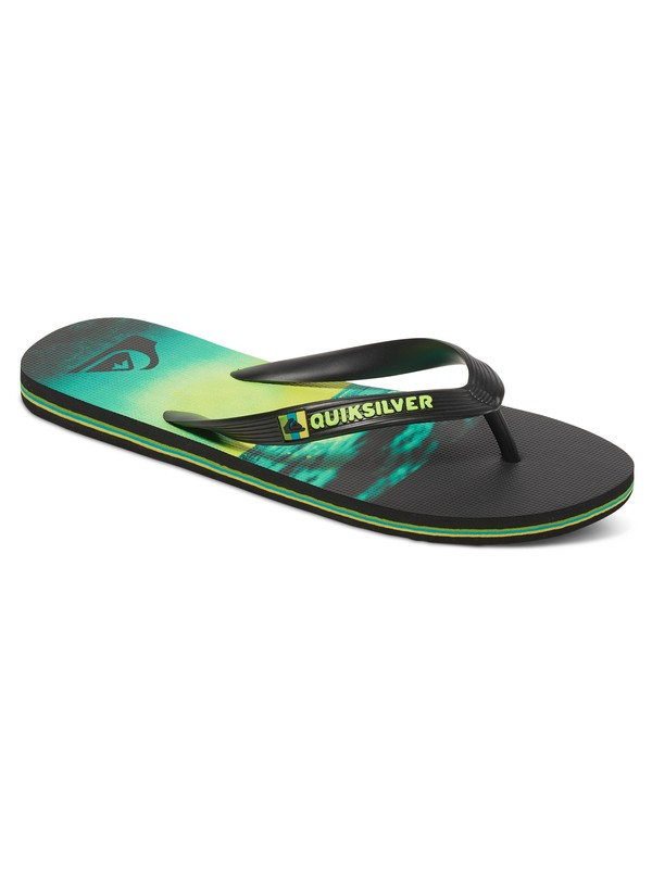 0 Molokai Hold Down - Tongs  AQYL100409 Quiksilver