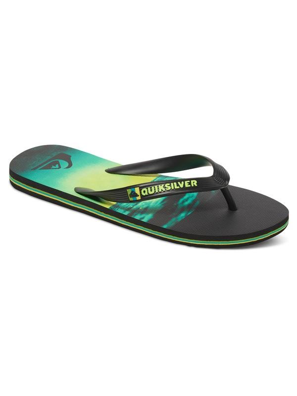 0 Molokai Hold Down Sandals  AQYL100409 Quiksilver