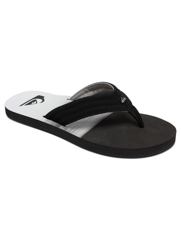 0 Basis Sandals Black AQYL100482 Quiksilver