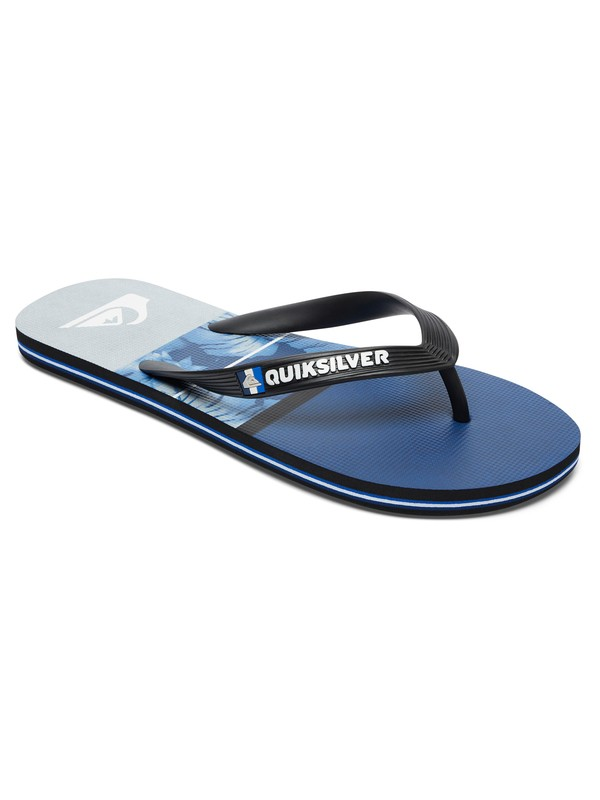 0 Molokai Carrillo - Slippers Black AQYL100486 Quiksilver