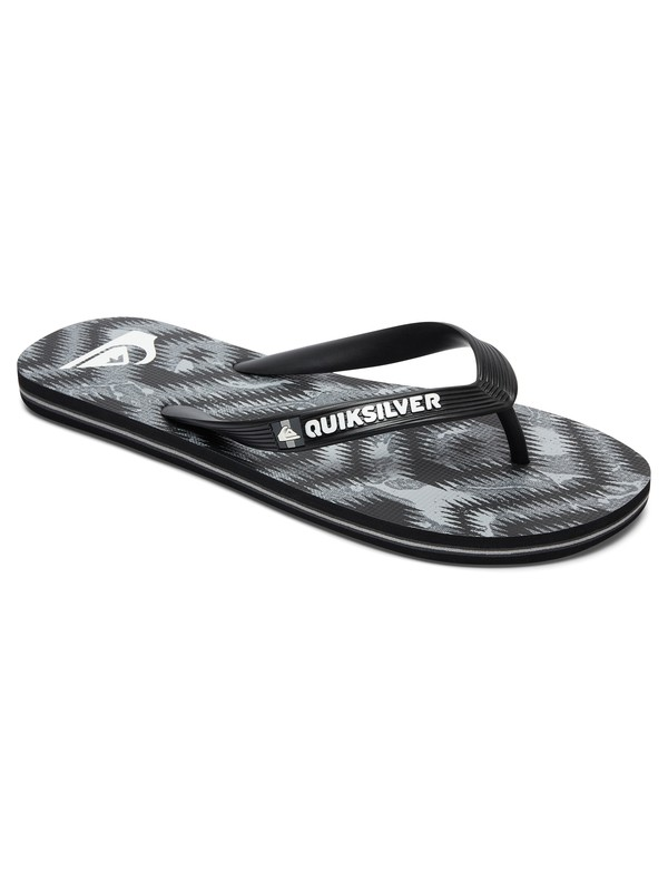 0 Molokai Mixed - Slippers Black AQYL100490 Quiksilver