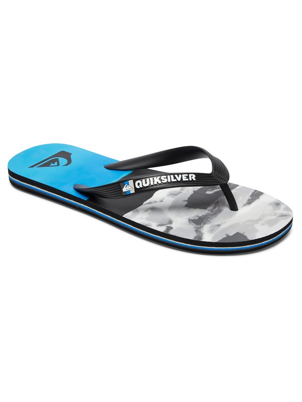 0 MOLOKAI BLOCKED RESIN Black AQYL100517 Quiksilver