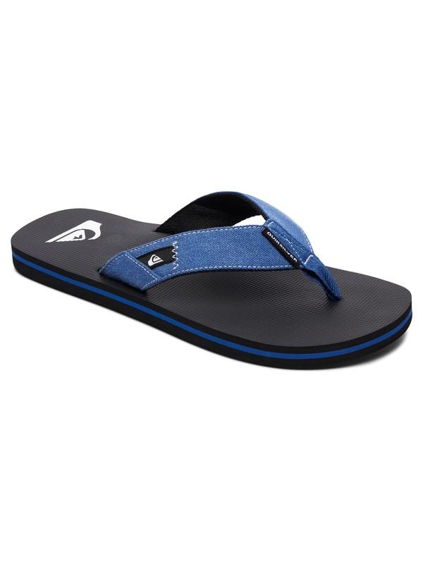0 Molokai Abyss - Sandals Blue AQYL100570 Quiksilver