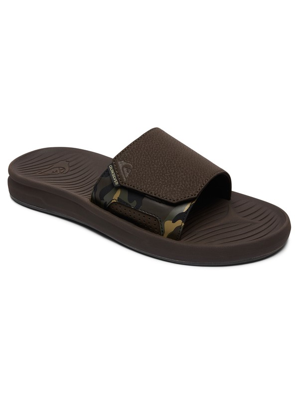 0 Travel Oasis Slide - Chanclas Slider  AQYL100586 Quiksilver