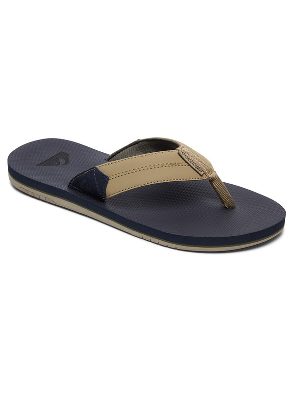 0 Coastal Oasis II - Sandals Brown AQYL100633 Quiksilver