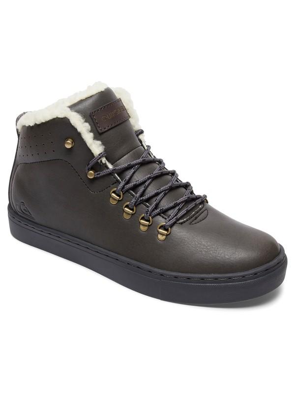 0 Jax - Middelhoge Schoenen Gray AQYS100014 Quiksilver