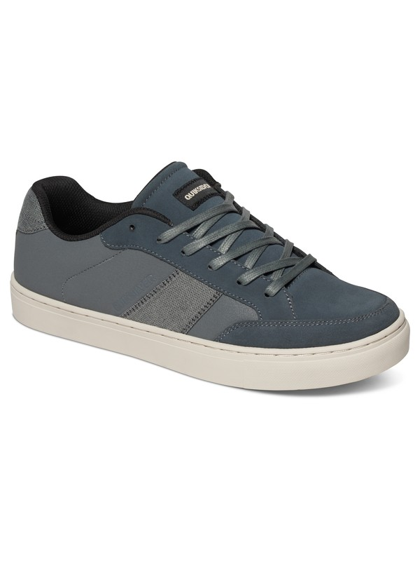 0 Circuit - Chaussures Gris AQYS100015 Quiksilver
