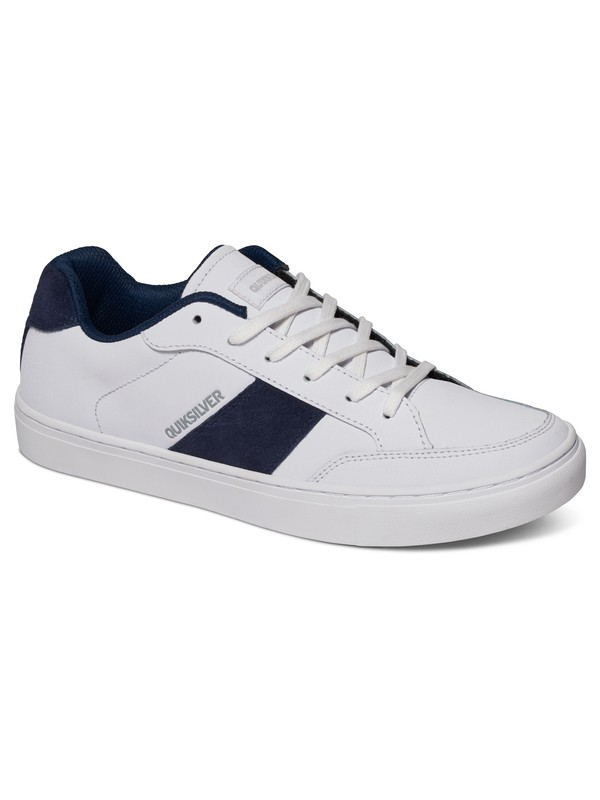 0 Circuit - Chaussures Blanc AQYS100015 Quiksilver