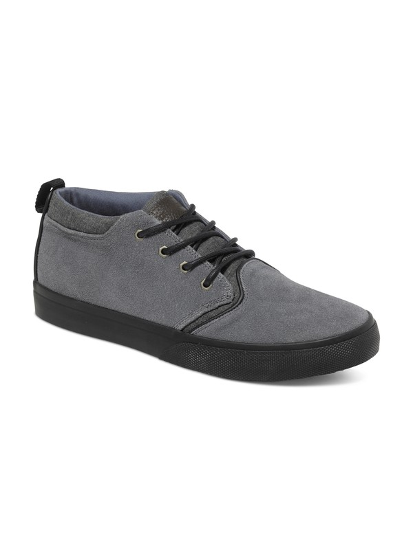 0 Griffin Suede Mid-Top Shoes  AQYS300005 Quiksilver
